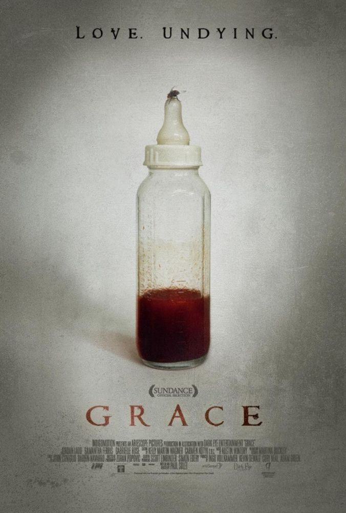 grace (2009), film poster, horror