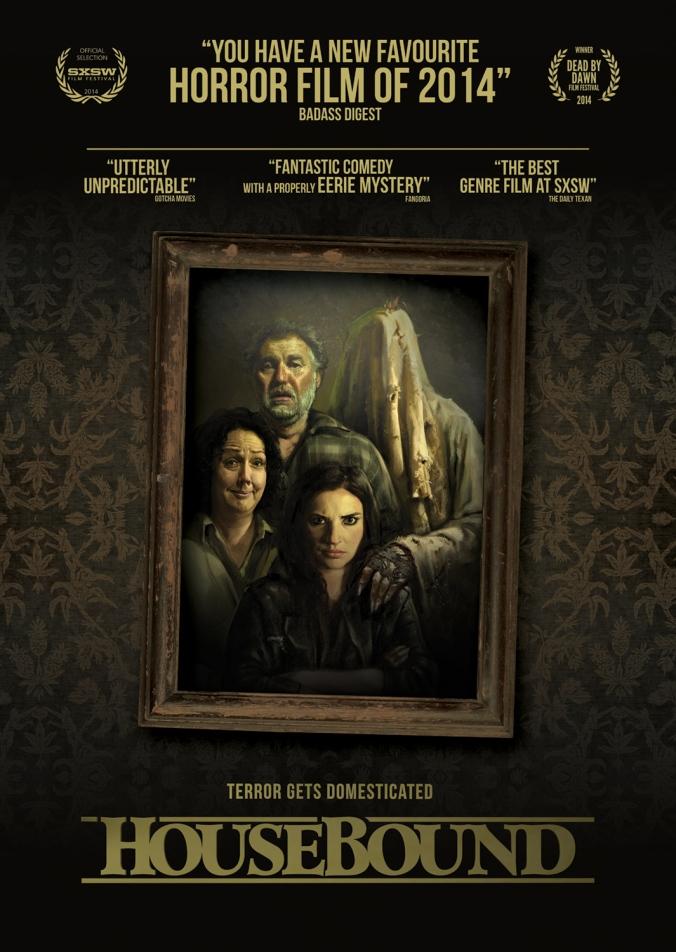 Housebound Film Poster